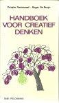 Vanosmael, Prosper; Bruyn, Roger de - Handboek voor Creatief Denken