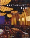 Pegler, Martin M. - Contemporary Restaurants and Bars