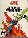 Greg - Luc Orient de planeet van de angst