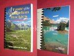 Myriam Leighton en Chip Olver - A taste of the Canadian Rockies cookbook