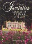 Pereire Anita - Invitation Les Jardins Privés de France