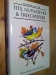 Harrap, Simon & David Quinn - Tits, Nuthatches and Treecreepers
