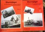 Mombeek, Eric. - Sturmjäger - Zur Geschichte des Jagdgeschwaders 4 und der Sturmstaffel 1