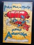Franssen, Frans tekst Carl Storch Illustraties - Puk en Muk en Moortje naar Amerika
