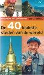 Bout, Hans van den & Rob de Laet - DE 40 LEUKSTE STEDEN VAN DE WERELD