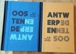 Holvoet-Hanssen, Peter - Antwerpen / Oostende. Poëzie Van Een Geestdriftig Stadsdichter