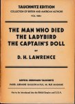 Lawrence, D.H. - The Man Who Died / The Ladybird / The Captain's Doll