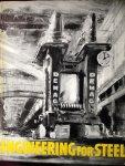 Nickel, Peter (ed.) - Engineering for steel. The book of DEMAG