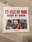 Liam McCann - Tt :Isle of man rider by rider