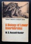 W D Russell-Hunter - A Biology of Lower Invertebrates