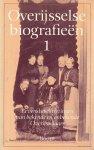 J. Folkerts e.a. - Overijsselse biografieen / 1 / druk 1