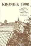diverse auteurs - Kroniek van het land van de zeemeermin (Schouwen-Duiveland) 1990