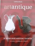 naamloos - artantique catalogus de nieuwe beurs voor kunst en antiek