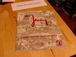 Hemert, Willy van (regie) - Jenny. De eerste Nederlandse speelfilm in kleuren.