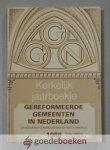 Mallan (redactie), Ds. F. - Kerkelijk Jaarboekje der Gereformeerde Gemeenten in Nederland, jaargang 1988 --- 41e jaargang
