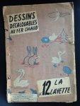 redactie - DESSINS Decalquables au fer chaud no 12 La Layette