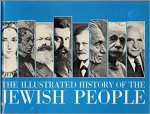 designed by Odeda Ben Yahuda-Saguy - A pictorial history of the Jewish People  0706513533