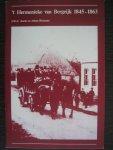 Aarts, J.W.C. en Johan Biemans - 't hermenieke van Bergeijk 1845-1863