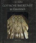 Günter Brucher - Gotische Baukunst in Oaterreich