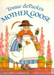 dePaola, Tomie (ds1351) - Tomie dePaola's mother goose