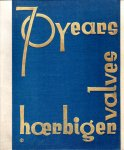 - 70 years Hoerbiger Valves