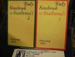 Kousbroek, Rudy - Anathema's  I en 2, verzamelde artikelen