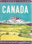 Hovius, S. J. & T. Plomp - CANADA - EEN LAND MET GROTE MOGELIJKHEDEN