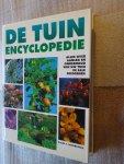 Noordhuis, Klaas T. - De tuin encyclopedie / alles over aanleg en onderhoud van uw tuin in alle seizoenen