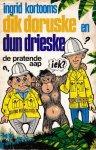 Kortooms, Ingrid - Dik Doruske en dun Drieske en de pratende aap