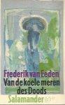 Frederik van Eeden - Van de koele meren des doods / druk 2ER