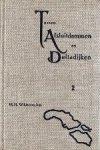 Bruin, M. P. de & Wilderom, M. H. - Tussen Afsluitdammen en Deltadijken 1 en 2 Noord-Beveland,Schouwen-Duiveland, Tholen en St. Philipsland