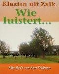 Rotsein-van den Brink, K. - Klazien  uit Zalk -  WIE  LUISTERT