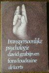 Grabijn, David en Fons Foudraine - Transpersoonlijke psychologie
