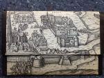 J M F IJsseling; Ontwerpburo Kees Zwart GVN (Breda, Ginneken). - 1969  Het Turfschip van Breda  documentatiemap 1969