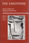 Harré, Rom & W. Gerrod Parrott (edited by) - The Emotions. Social, Cultural and Biological Dimensions