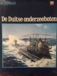 Botting, Douglas. - De Duitse onderzeeboten.