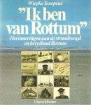 Toxopeus, Wiepke - Ik  ben van Rottum