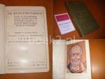 Berden, J.W.H. - De Kunstnijverheid Hand- en studieboekje tevens vademecum voor bezoekers van musea en tentoonstellingen, naar dr. Bruno Bucher`s `Kunst im Handwerk`.