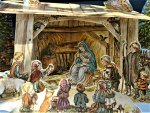 Tudor, Tasha - A book of Christmas, a three dimensional book