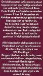 Plantinga, Wil - HISTORISCHE KLOKKENSTOELEN IN NEDERLAND - Als Nieuw!