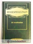 Hoogerland, Ds. A. - Heilbespiegelingen --- 26 meditaties