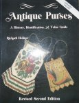 Holmner, Richard - Antique Purses A History, Identification, an Value Guide