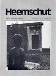 Wielen, J.E. van der (eindred.) - Heemschut - Oktober 1977 - No. 10