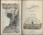 Allan, F - stad 's Gravenhage en hare geschiedenis -  originele uitgave 1859