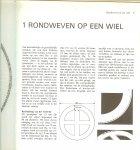 Schutten Tonny - Weef met plezier  Vrij werken op eenvoudige Weeframen.