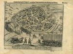 - Aalst door de Spanjaarden belegerd - Inname der stad in 1582 - Koperets