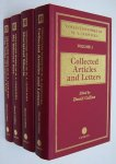 Czaplicka, Marie Antoinette  Collins, David (Ed.) - The Collected Works of M. A. Czaplicka: 4 Volumes Complete
