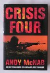MCNAB, ANDY, - Crisis Four. (Text in Dutch).
