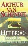 Schendel, Arthur Van - Het broos geluk en andere verhalen