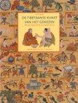 Baker, Ian A. - De Tibetaanse Kunst van het Genezen (Met een woord vooraf van Deepak Chopra), Schilderingen door Romio Shresta, 192 pag. softcover, goede staat